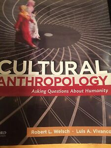 Cultural Anthropology  80$