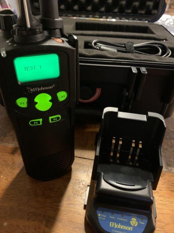 EF Johnson 242-5112 VHF P25 radio *CAP Ready*