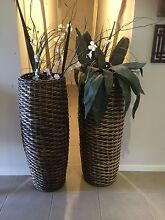 Large wicker vase Pine Mountain Ipswich City Preview