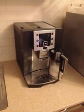 DeLonghi coffee machine -  Perfecta Cappuccino ESAM 5500.T Coogee Eastern Suburbs Preview