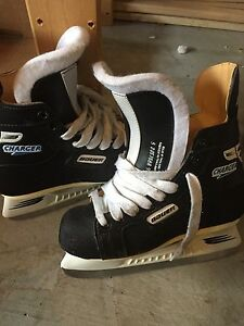 Bauer Charger Ice Skates