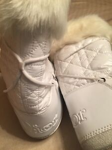 Winter Boots Dior