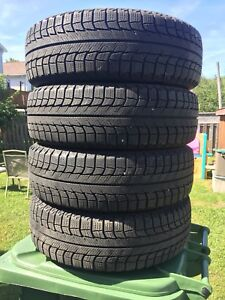 p175/65/15 inch Michelin Winter Tires / LOTS OF TREAD