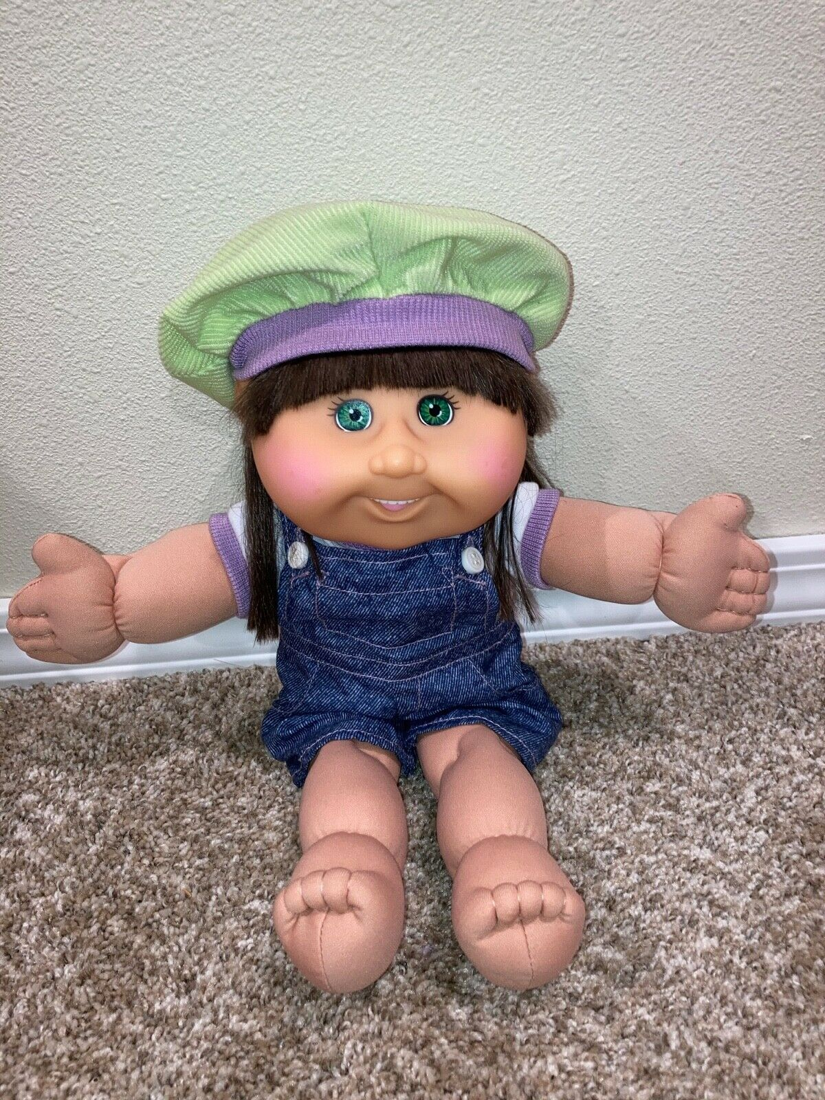 CABBAGE PATCH KID GIRL DOLL 14  - $13.00