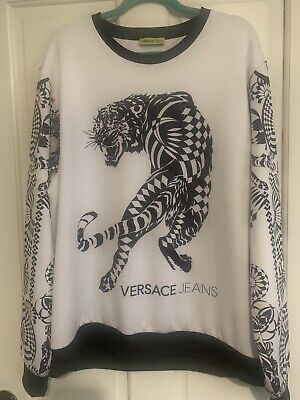 mens versace top 3xl