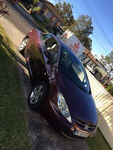 2004 Peugeot 307 convertible extremely low ks Gorokan Wyong Area Preview