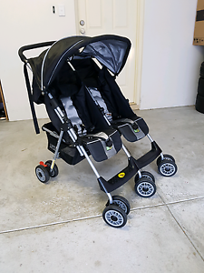 Twin stroller / double pram Bedford Bayswater Area Preview