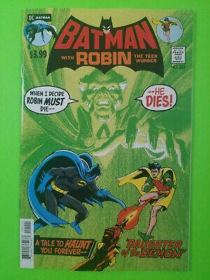 BATMAN #232 FACSIMILE EDITION DC COMICS  8//21