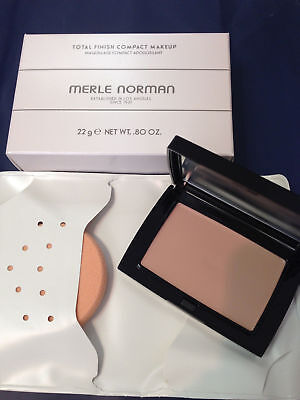 BRAND NEW Merle Norman Total Finish Compact Makeup CHOOSE COLOR FAST SHIPPING