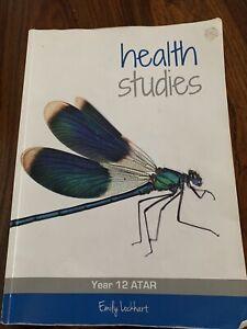 Year 12 ATAR Health Studies