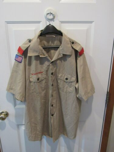 Official Boy Scouts Uniform Size adult men