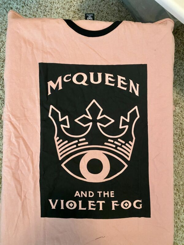 Mqueen And The Violet Fog Gin Tshirt
