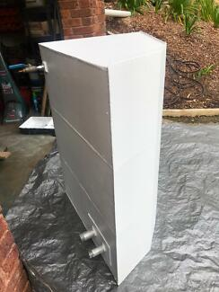 Water tank, Custom Made Alloy Steel