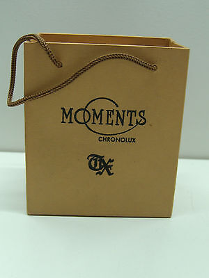 Vintage Sigma Chronolux Moments Slim Ladies Watch Elegant Greek Design Mib