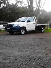 2014 Toyota Hilux WorkMate Lower Plenty Banyule Area Preview