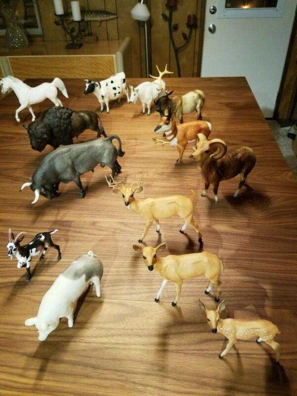 Breyer Discontinued Mixed Animals
