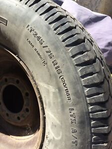 Spare tire 8x165.1 dodge chrysler