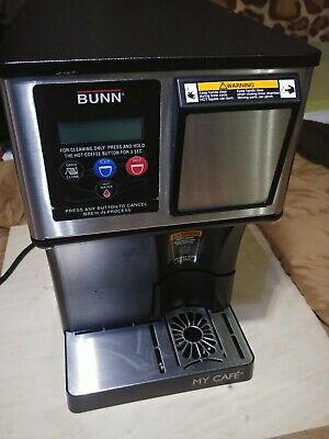 Bunn Mycafe Autopod Brewer Automatic Commercial Office Coffee Maker Machine