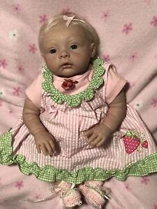 Reborn Baby Doll Evelina Wosnjuk