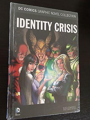 DC Comics Graphic Novel Collection Special Identity Crisis; Eaglemoss Sonderband