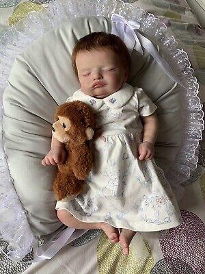 Reborn Baby Rosalie By Olga Auer