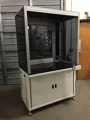 48 X 30 Steel Machine Base Mfg Shop Cnc Table Workstation Bench Leveling Feet