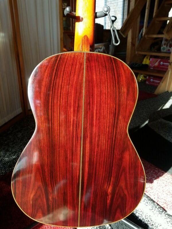 Carlos Brazilian Rosewood Solid Spruce top Classical Guitar
