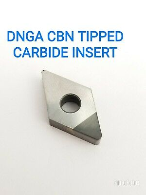 Dnga 431432433 Cbn Tipped Carbide Inserts