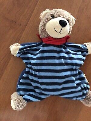 Schmusetuch Bär Teddy  🧸 Sterntaler mit Granulat Füllung zum erwärmen