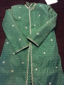 3 Men's size medium sherwani ajkhan