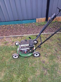 Victa 2 stroke slasher/utility mower.