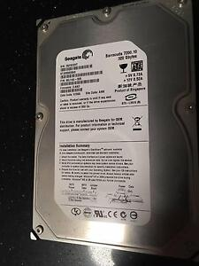3x 320GB Seagate Barracuda 7200.10 SATA Drives South Melbourne Port Phillip Preview