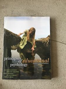 Principles of Educational Psychology