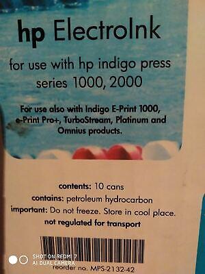 Hp Indigo Electroink 28 Cans For Hp Indigo Press Series 1000 2000