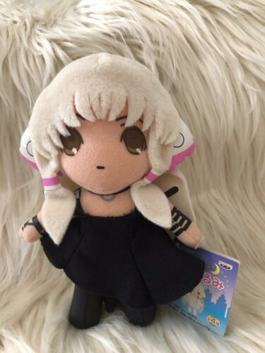 Chobits by Clamp Freya Dark Chii Plush Black Dress Outfit