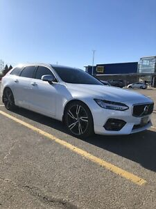 Rare Lease takeover 2018 Volvo V90 R-Design Polestar $4,500 Down