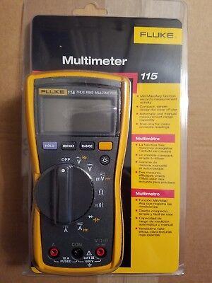 Fluke 115 Compact True-rms Digital Multimeter - New