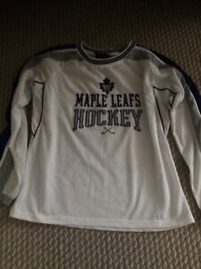 Authentic NHL Toronto Maple Leaf Jersey