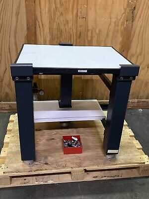 Kinetic Systems 1211-02-11 Vibraplane Isolation Table Shaker Lab