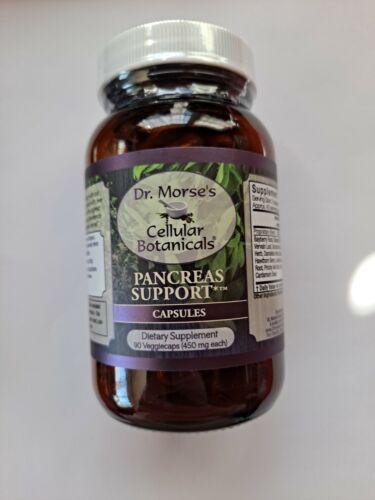 Pancreas Support 90 caps - Dr. Morse's Cellular Botanicals