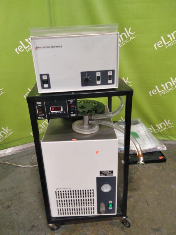 Jouan Heto Drywinner CT/DW 110 freeze-dryer