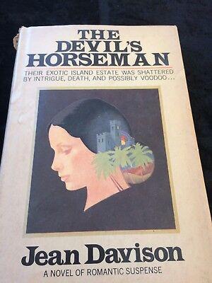 The Devil's Horseman By Jean Davis for sale  Croydon