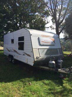 Concept Belmont XLS 2010 Caravan