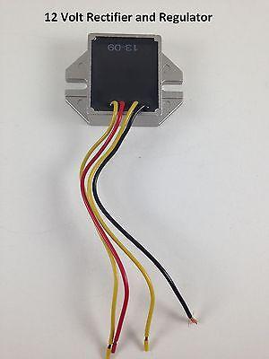 SPI Voltage Regulator Motorcycle 12 Volt Electrical BMW Triumph SCOOTER