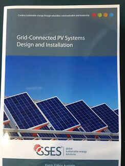 GRID-CONNECTED PV SYSTEMS. DESIGN & INSTALLATION