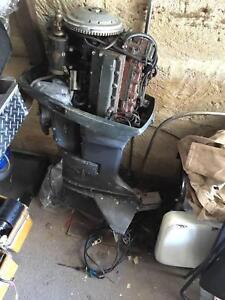 Outboard motor. 60 HP johnson Forrestfield Kalamunda Area Preview