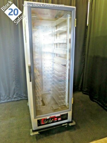 Metro Full Height Heated Holding Cabinet Dough Proofer