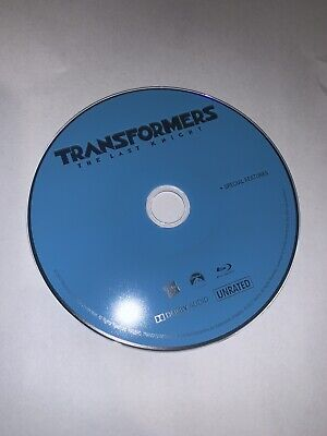 Transformers The Last Knight - Disc Only (Blu Ray)