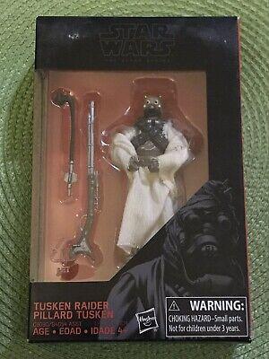 "TUSKEN RAIDER Star Wars The Black Series 3.75"" Hasbro action figure"