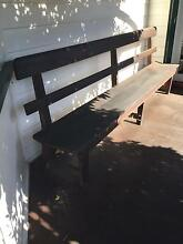 Church bench seat $160.000 St Albans Park Geelong City Preview
